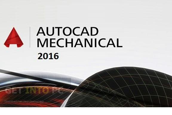 AutoCAD Mechanical 2016 دانلود نرم افزار طراحی قطعات مکانیکی Autodesk AutoCAD Mechanical 2017 SP1