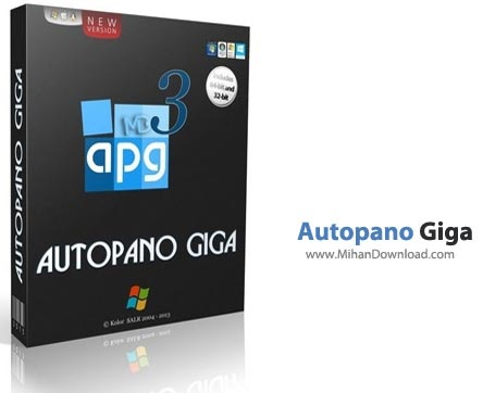 Autopano Giga دانلود Kolor Autopano Giga 3.6.2 نرم افزار ساخت تصاویر پانوراما