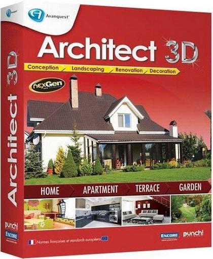 Avanquest Architect 3D Interior Design دانلود نرم افزار طراحی دکوراسیون خانه Architect 3D Interior Design v18.0.0.1014