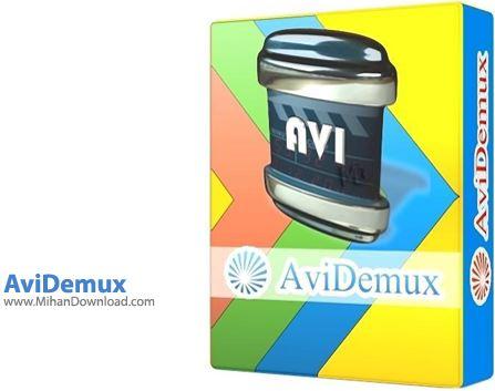 AviDemux نرم افزار ویرایش فایلهای ویدئویی AviDemux 2 6 8 9046