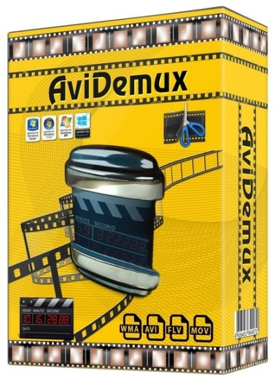 AviDemux1 دانلود AviDemux 2.6.8 v2 Multilanguage Portable