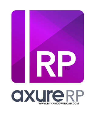 Axure RP دانلود نرم افزار Axure RP Enterprise Edition v8.1.0.3377 نمونه سازی وب سایت