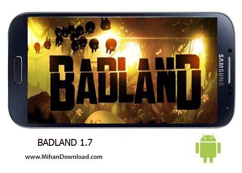 بازی فکری برزخ ویژه 1.7 BADLAND نسخه اندروید