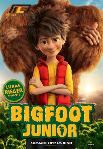 BIGFOOT دانلود انیمیشن The Son of Bigfoot 2017