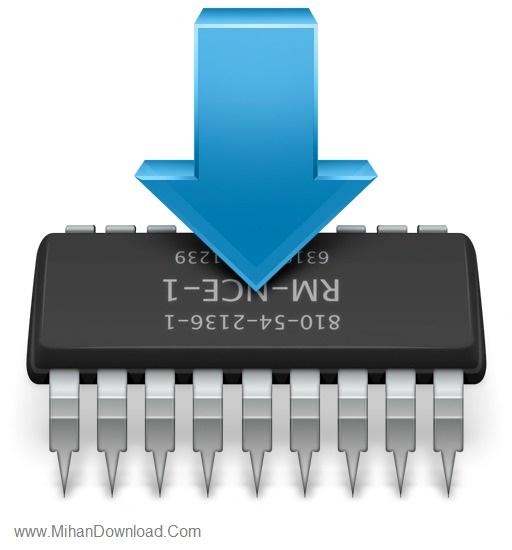 BIOS دانلود نرم افزار آپدیت بایوس UEFI BIOS Updater 1.60.1