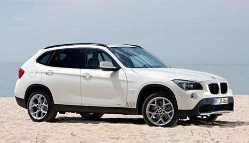 BMW X1 مجموعه عکس ب ام و ایکس۱ BMW X1