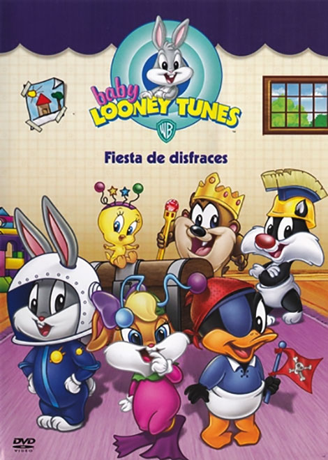 Baby Looney Tunes School Daze 2002 1 دانلود انیمیشن Baby Looney Tunes: School Daze
