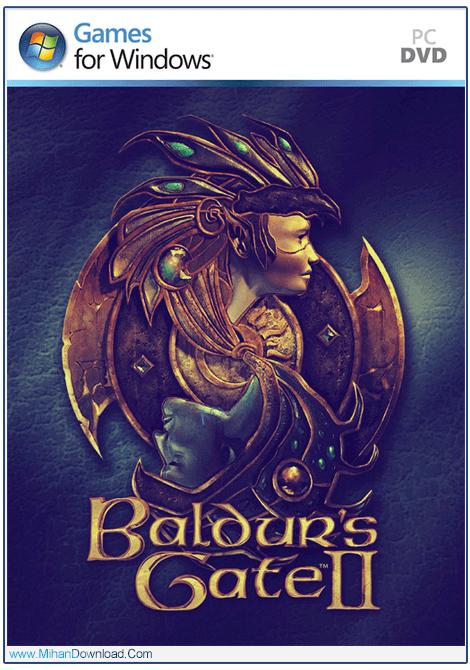 Baldurs Gate II Enhanced Edition 1 دانلود بازی دره ی بالدور Baldurs Gate II برای کامپیوتر