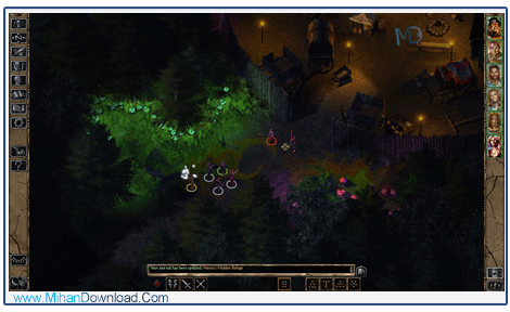 Baldurs Gate II Enhanced Edition 2 دانلود بازی دره ی بالدور Baldurs Gate II برای کامپیوتر
