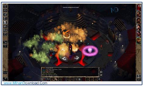 Baldurs Gate II Enhanced Edition 3 دانلود بازی دره ی بالدور Baldurs Gate II برای کامپیوتر