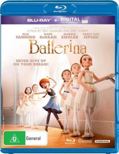 Ballerina 2016 1 دانلود دوبله فارسی انیمیشن Ballerina 2016