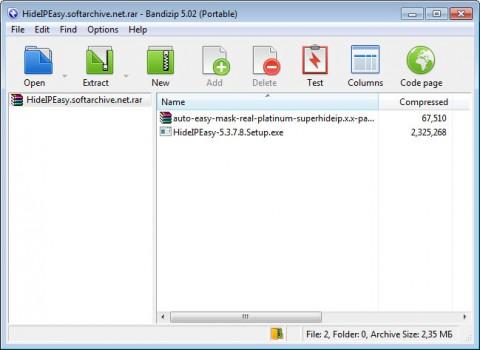 Bandizip e1422448153674 دانلود Bandizip 5.04 Build 12465 Final Portable