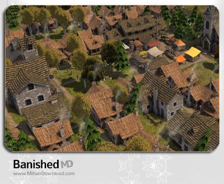Banished دانلود بازی Banished برای کامپیوتر