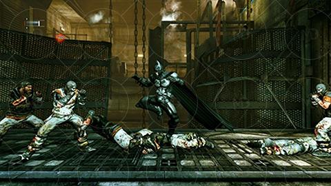 Batman Arkham Origins Blackgate 4 دانلود بازی بتمن آرخام ریش های سیاه Batman Arkham Origins Blackgate