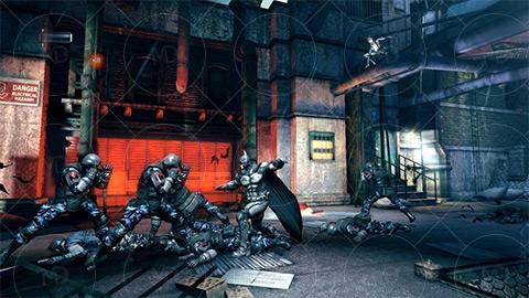 Batman Arkham Origins Blackgate 5 دانلود بازی بتمن آرخام ریش های سیاه Batman Arkham Origins Blackgate