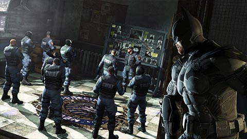 Batman Arkham Origins Cold Cold Heart 2 دانلود بازی بتمن آرخام Batman Arkham Origins Cold Cold Heart