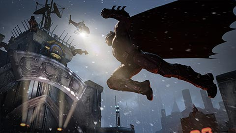 Batman Arkham Origins Cold Cold Heart 3 دانلود بازی بتمن آرخام Batman Arkham Origins Cold Cold Heart