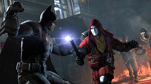Batman Arkham Origins Cold Cold Heart 5 دانلود بازی بتمن آرخام Batman Arkham Origins Cold Cold Heart
