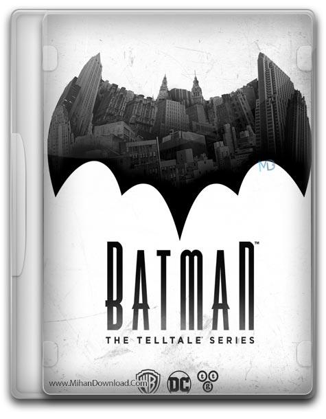 Batman Episode 1 1 دانلود بازی بتمن اپیزود یک Batman Episode 1