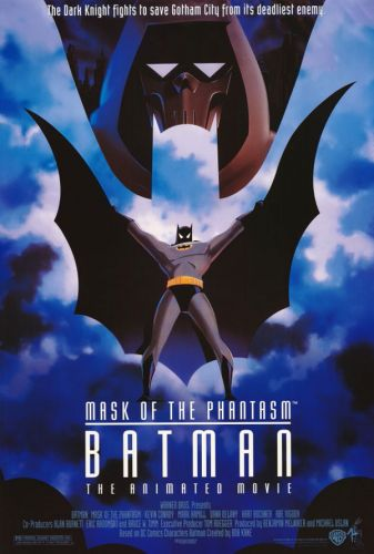Batman Mask of the Phantasm 1993 1 دانلود انیمیشن Batman: Mask of the Phantasm 1993