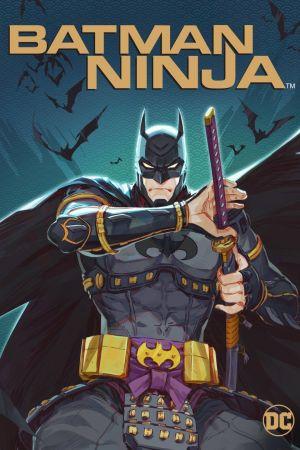 Batman Ninja 2018 1 دانلود انیمیشن Batman Ninja 2018