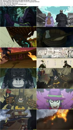 Batman Ninja 2018 2 دانلود انیمیشن Batman Ninja 2018