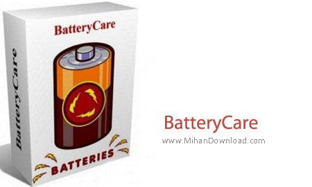 BatteryCare1 2 دانلود BatteryCare نرم افزار مدیریت باتری لپ تاپ