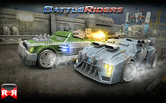 Battle.Riders 2 دانلود Battle Riders بازی سواران نبرد برای کامپیوتر