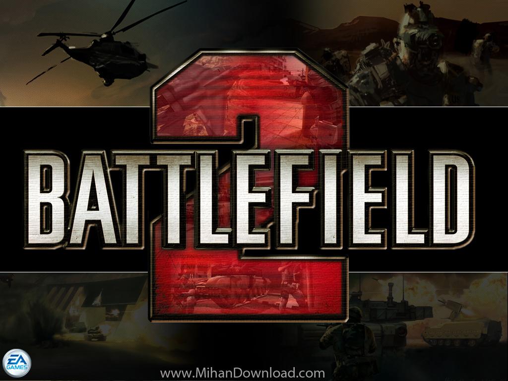 Battlefield 2 icon دانلود Battlefield 2 بازی میدان نبرد 2 برای کامپیوتر