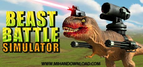 Beast Battle Simulator icon دانلود بازی اکشن Beast Battle Simulator برای کامپیوتر