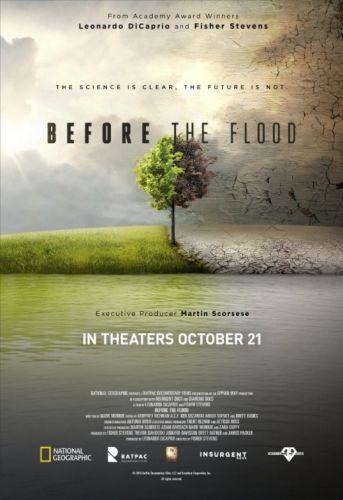 Before the Flood 2016 1 دانلود مستند قبل از طوفان