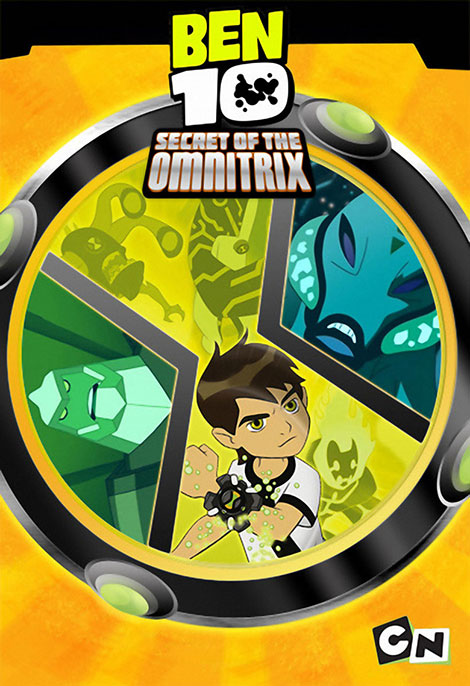Ben 10 Secret of the Omnitrix 2007 دانلود انیمیشن Secret of the Omnitrix 2007
