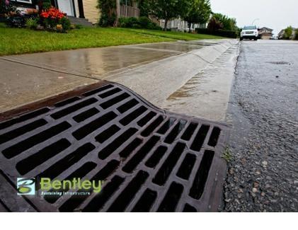 Bentley CivilStorm دانلود نرم افزار شبیه سازی و همچنین آنالیز سیستم های بارشی Bentley CivilStorm