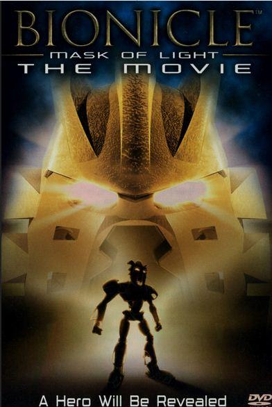 Bionicle Mask of Light 2003 دانلود دوبله فارسی انیمیشن Bionicle: Mask of Light