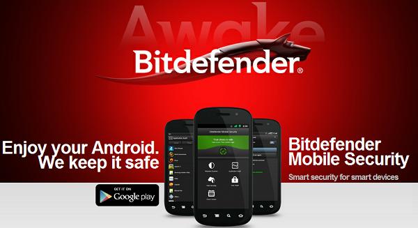 Bitdefender 1 دانلود آنتی ویروس بیت دیفندر آندروید
