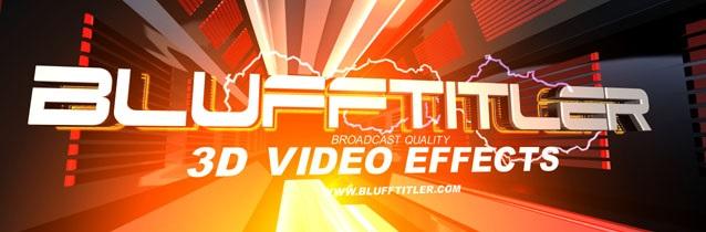 BluffTitler دانلود نرم افزار طراحی نوشته های سه بعدی