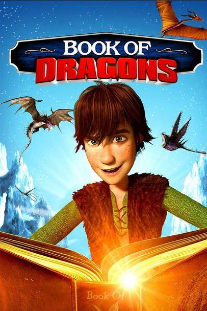 Book of Dragons 1 دانلود دوبله فارسی انیمیشن کتاب اژدها