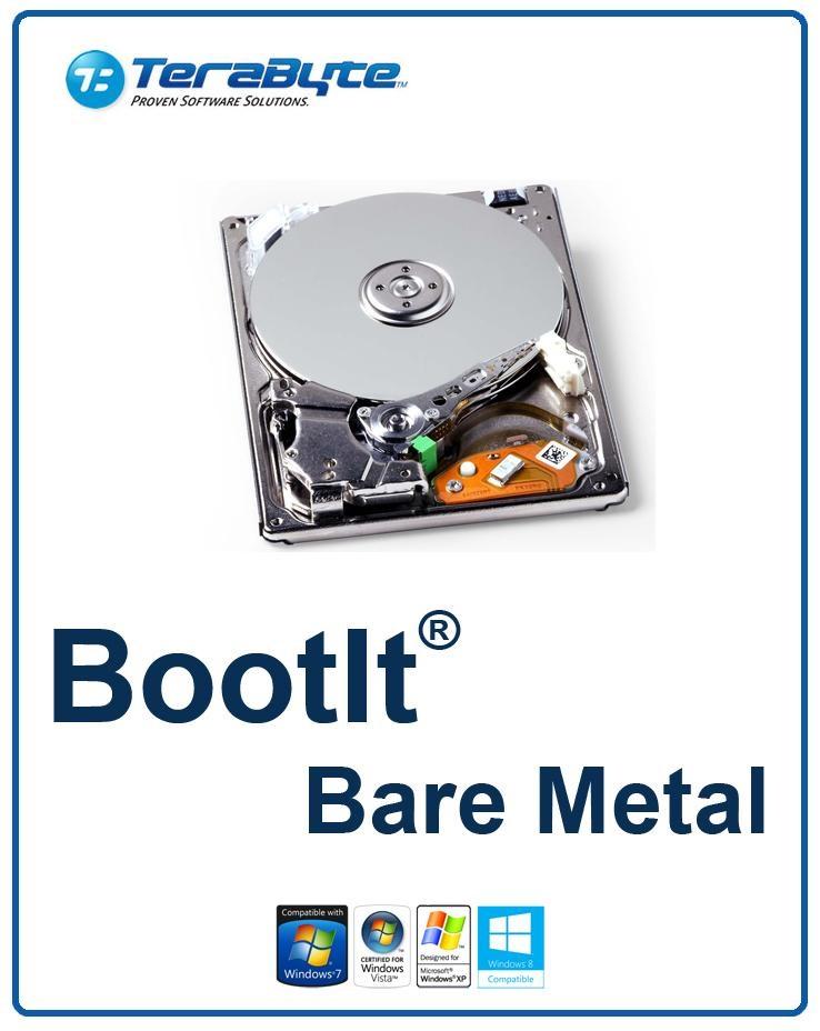 BootIt Bare Metal نرم افزار مدیریت بوت سیستم عامل BootIt Bare Metal 1 26 Retail