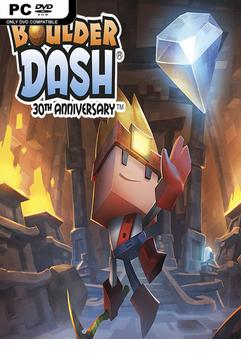 Boulder Dash 30th Anniversary دانلود بازی Boulder Dash 30th Anniversary برای کامپیوتر