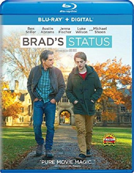 Brad's Status 2017 1 دانلود فیلم Brad's Status 2017 با دوبله فارسی