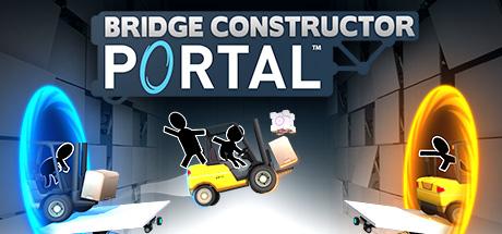 Bridge Constructor 1 دانلود بازی Bridge Constructor Portal برای کامپیوتر