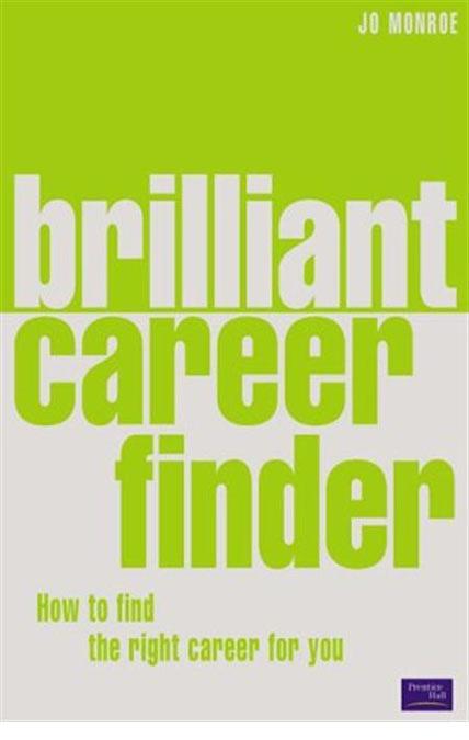 BrilliantCareerFinder دانلود کتاب آموزش پیدا کردن شغل و کار مناسب با روحیات شخصی