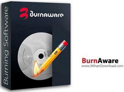 BurnAware1 نرم افزار رایت انواع دیسک ها BurnAware Professional 6 9 3