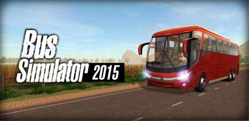 Bus Simulator دانلود بازی شبیه ساز اتوبوس Bus Simulator 2015 v1.8.0 اندروید