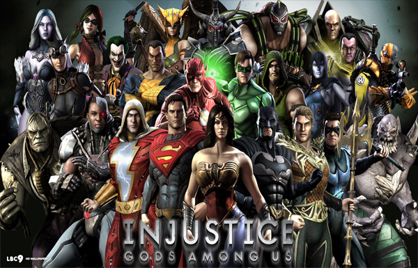 BvZJPIAe دانلود بازی بی عدالتی Injustice: Gods Among Us 2.3.0 اندروید
