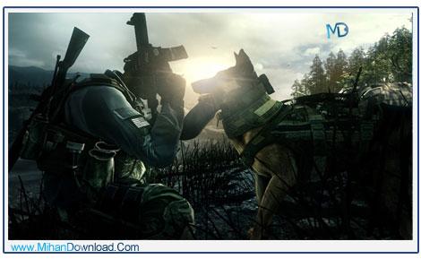 CALL OF DUTY GHOSTS PS3 4 دانلود بازی Call Of Duty Ghosts سربازان نامرئی