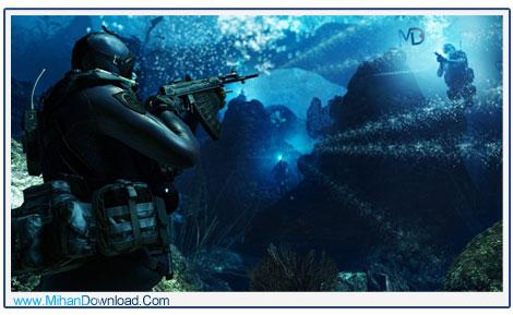 CALL OF DUTY GHOSTS PS3 5 دانلود بازی Call Of Duty Ghosts سربازان نامرئی