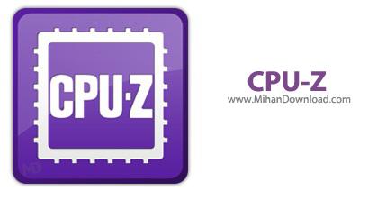 CPU Z دانلود CPU Z 1 67 1 Final نرم افزار مشاهده مشخصات CPU