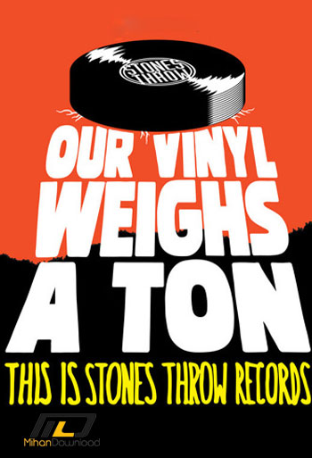 CS2464111 02A BIG دانلود مستند 2013 Our Vinyl Weighs a Ton This Is Stones Throw Records
