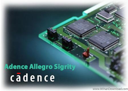 Cadence Allegro Sigrity دانلود نرم افزار شبیه سازی و آنالیز سیگنال Adence Allegro Sigrity v16 62